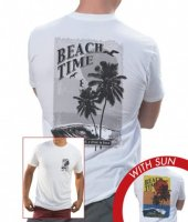 Tee Beach Time White