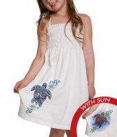 Honu Beach Cover Up Dress