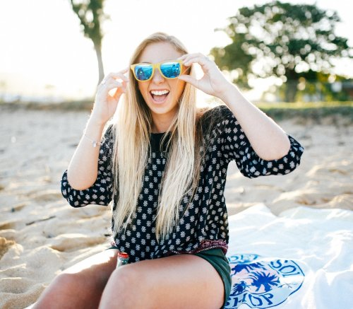 Del Sol's Solize Sunglasses Featured as Way to Protect Yourself from the Sun